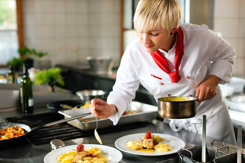 What Qualifications Must you Be considered a Chef and produce That Top Salary!