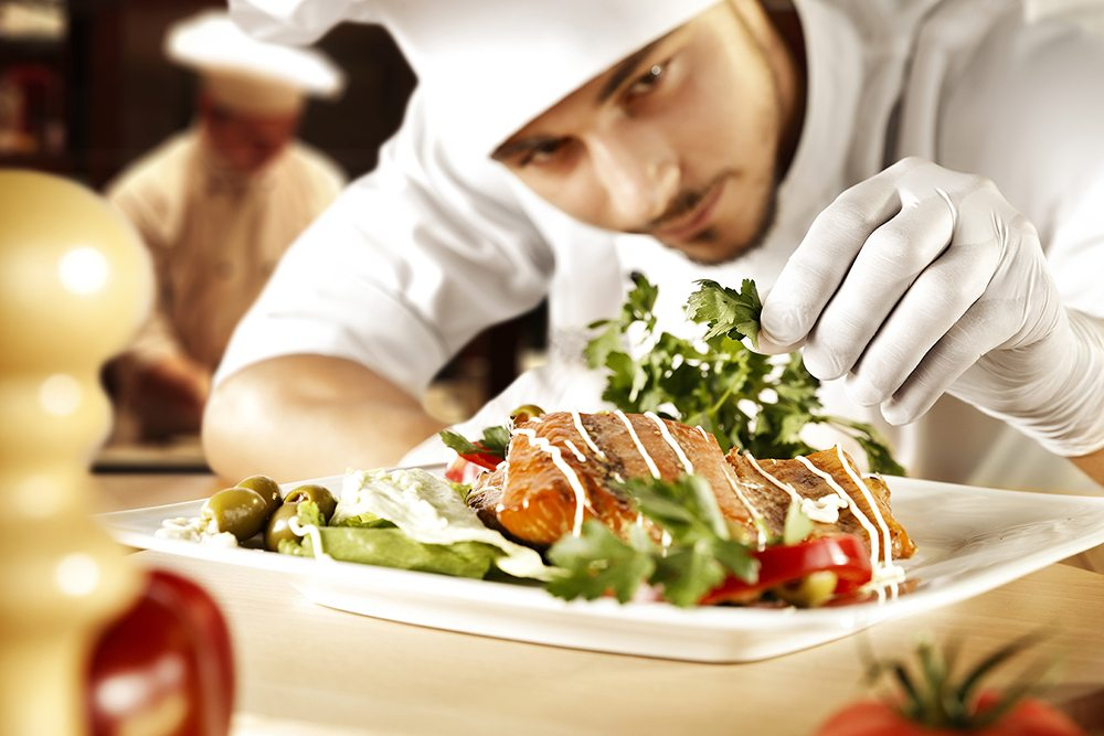 Chefs Prepare, Salespeople Sell