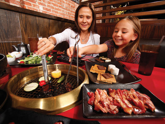 Gyu Kaku for incredible Japanese BBQ experience in Singapore!