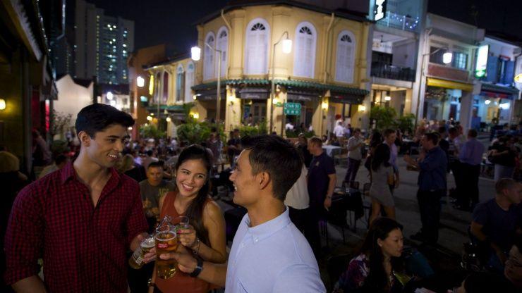 What makes Langelus the Best Bet amongst Club Street Restaurants